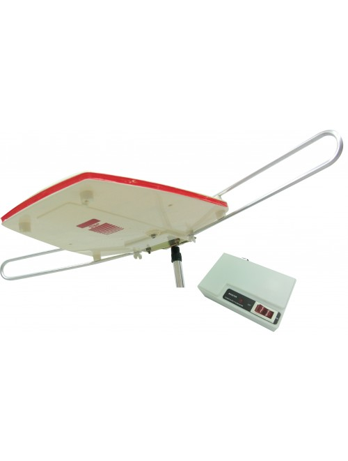 Outdoors color TV Antenna with Powerful Booster AB-2800