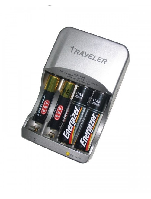 Worldwide use battery charger BC-856