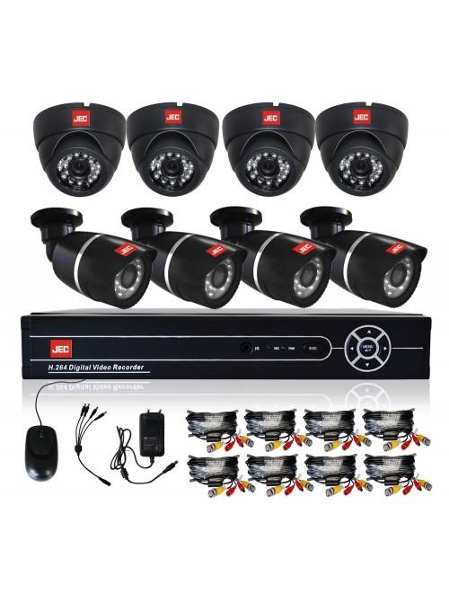 8CH AHD DVR Kits  DVR-1014
