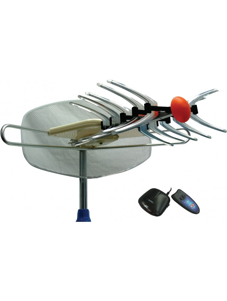 Outdoor Color TV antenna with Superior Booster Elements AB-2815