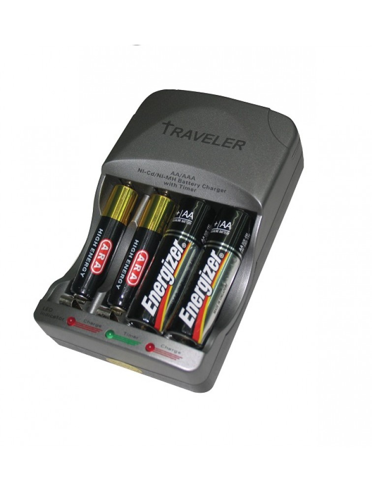 Worldwide use battery charger BC-855