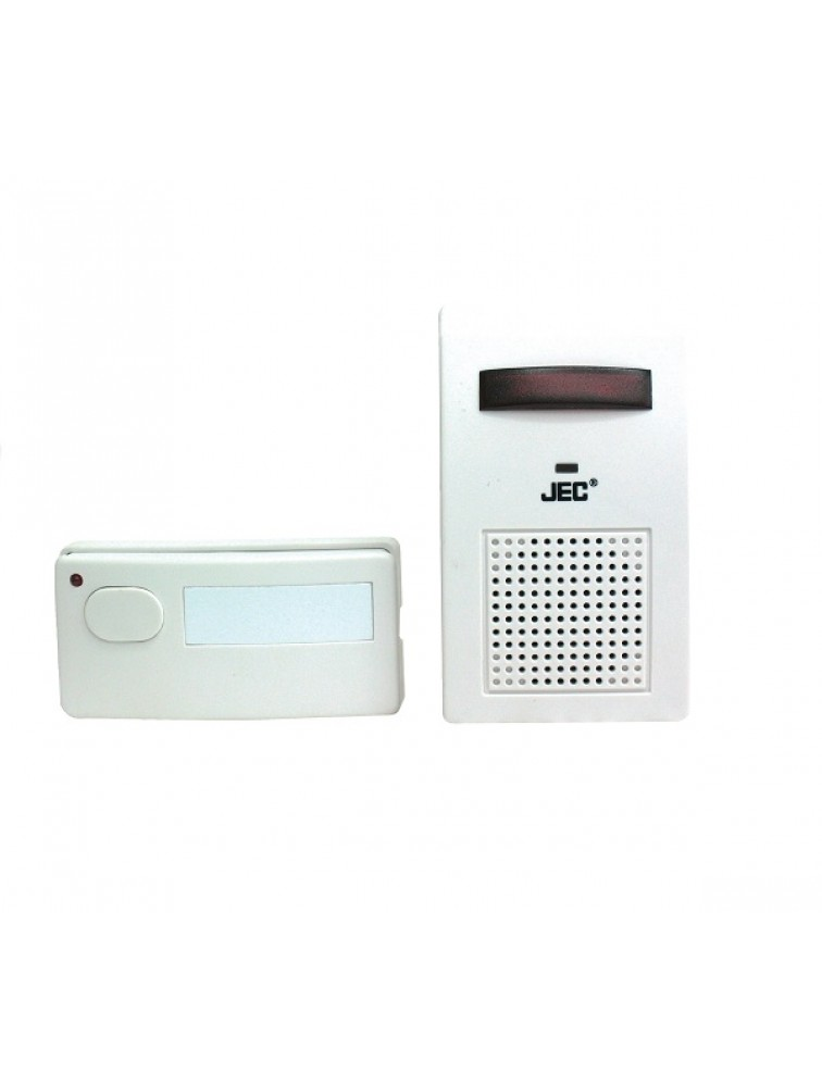 Wireless Ac Outlet Plug-In Door Bell  BR-1457