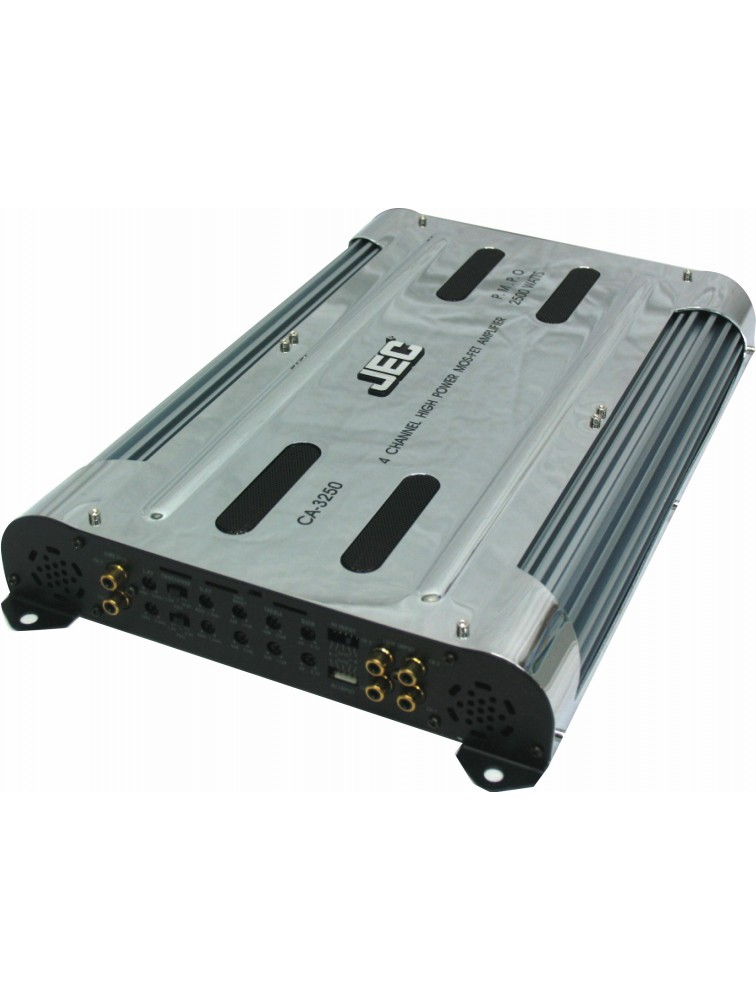 Mosfet high power 4 channel car amplifier CA-3250