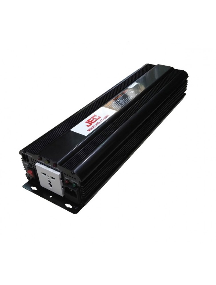 Fully automatic AC to DC & DC to AC inverter with battery charger CC-895C