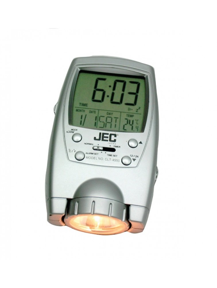 Flashlight Clock CLT-4550