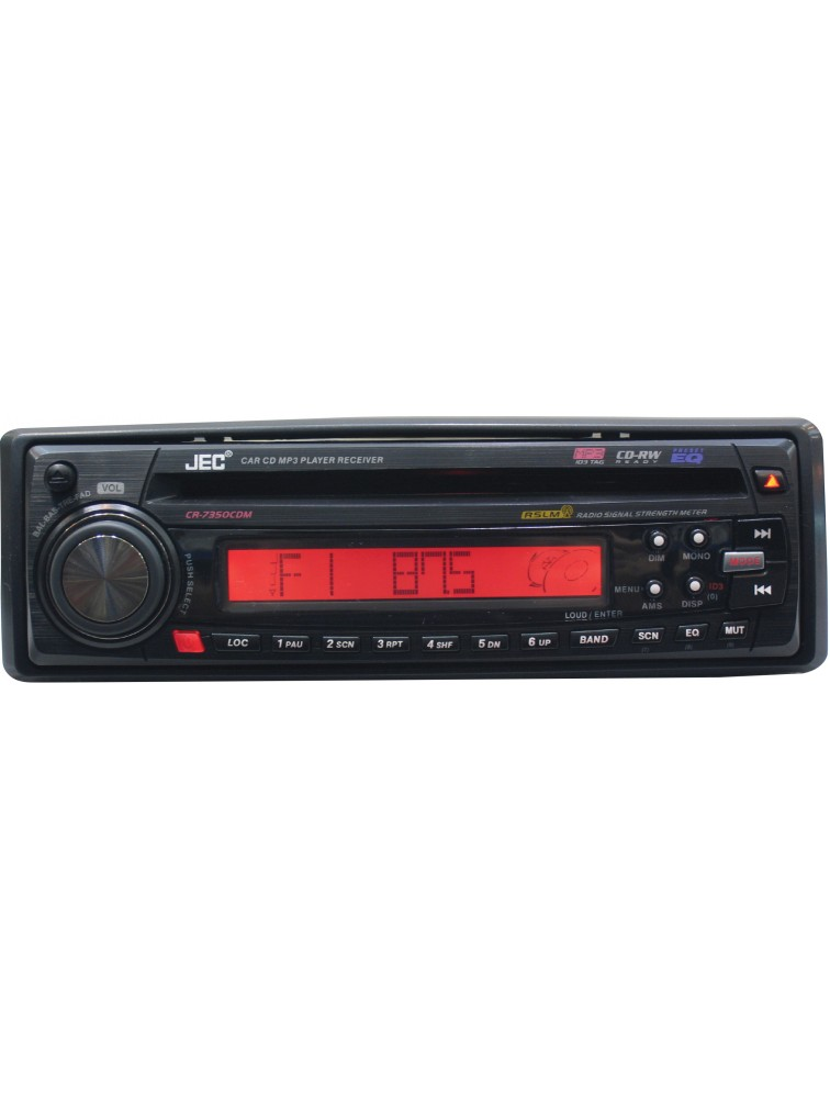 Full Detachable Car Radio CD/MP3 Player CR-7350CDM
