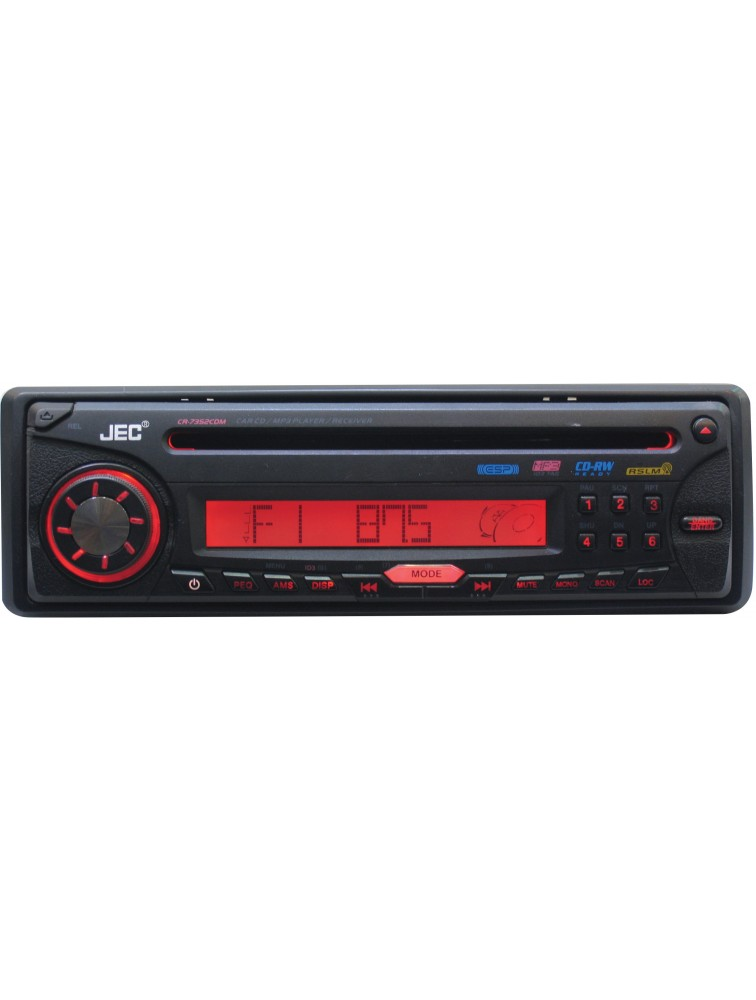 Full detachable car radio CD/MP3 player CR-7352CDM