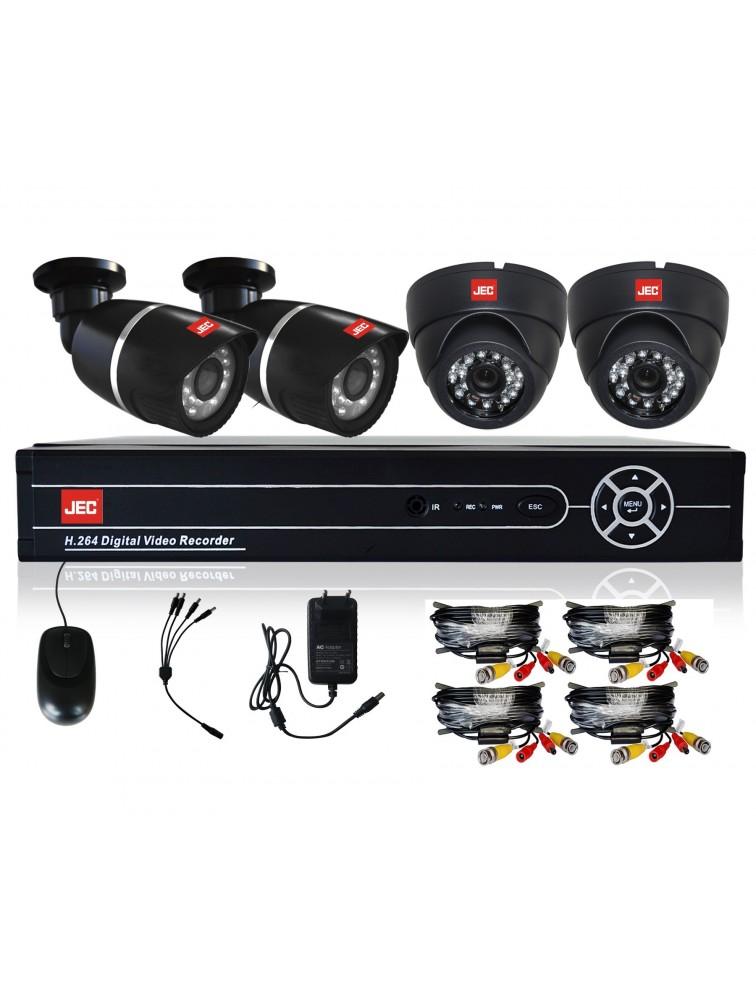 4CH AHD DVR Kits  DVR-1013
