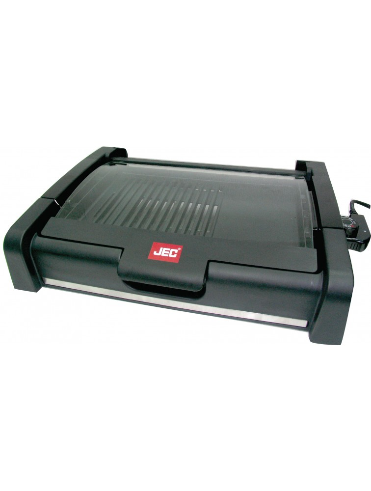 Electric Grill With Glass Lid EG-5284