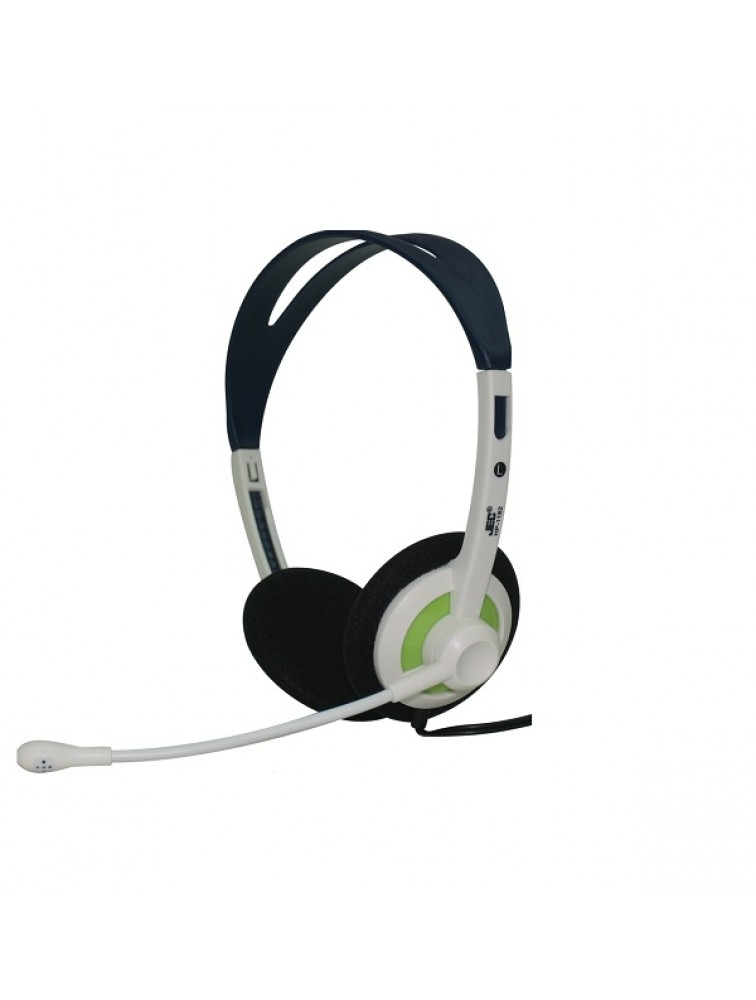 Stereo Headphone With Mic HP-1182
