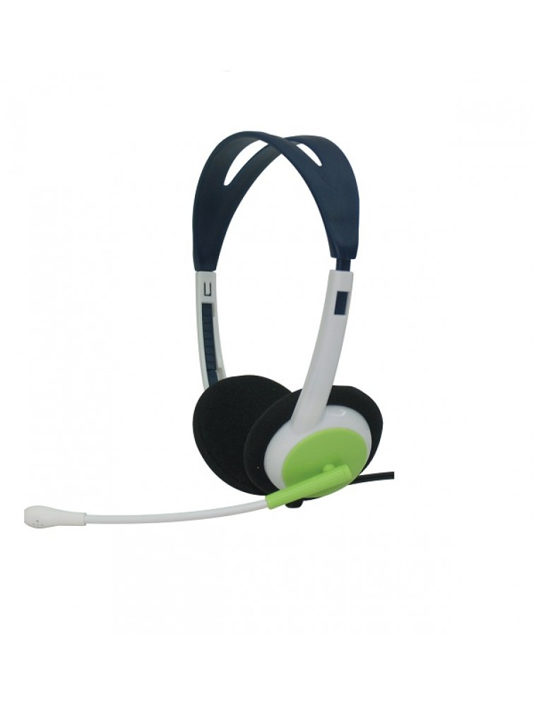 Stereo Headphone With Mic HP-1184