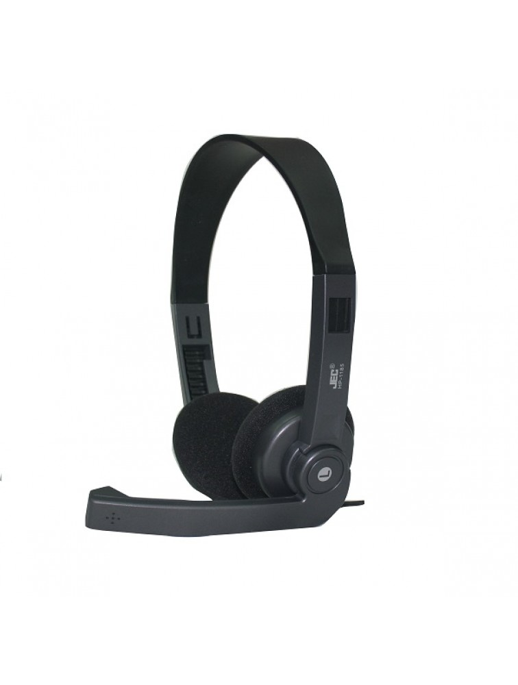 Stereo Headphone With Mic HP-1185