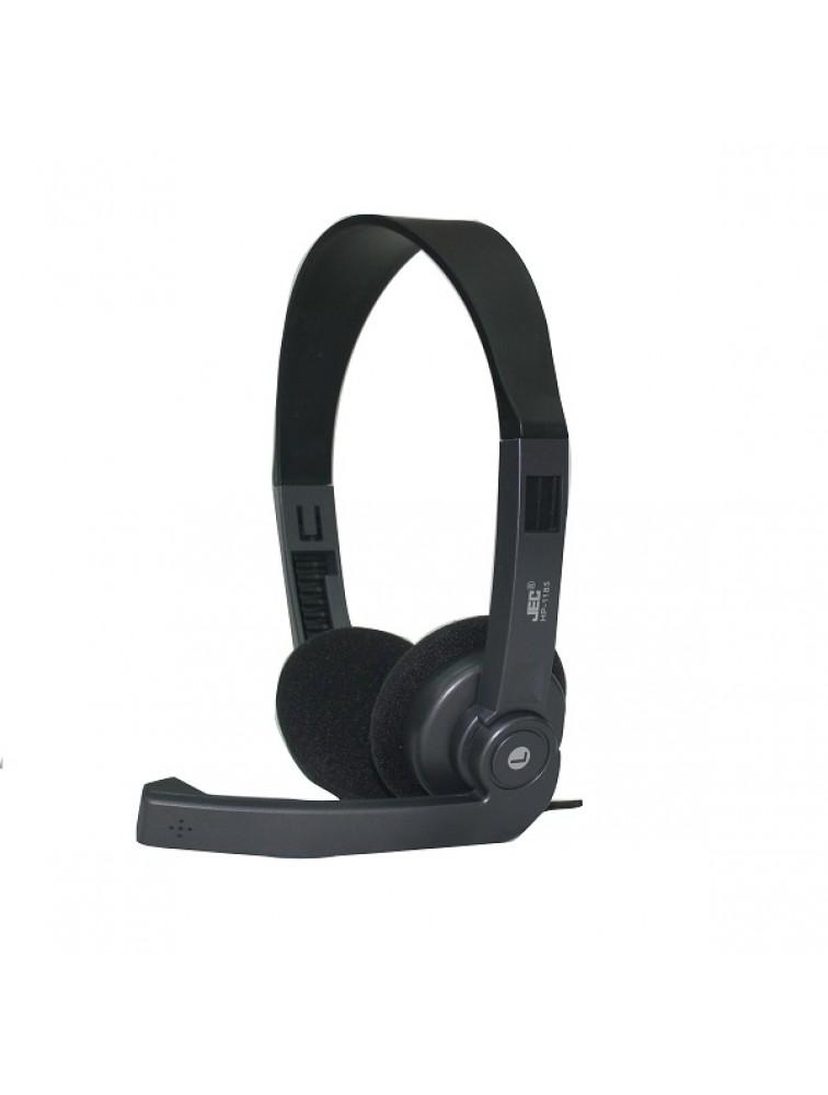 Stereo Headphone With Mic HP-1185