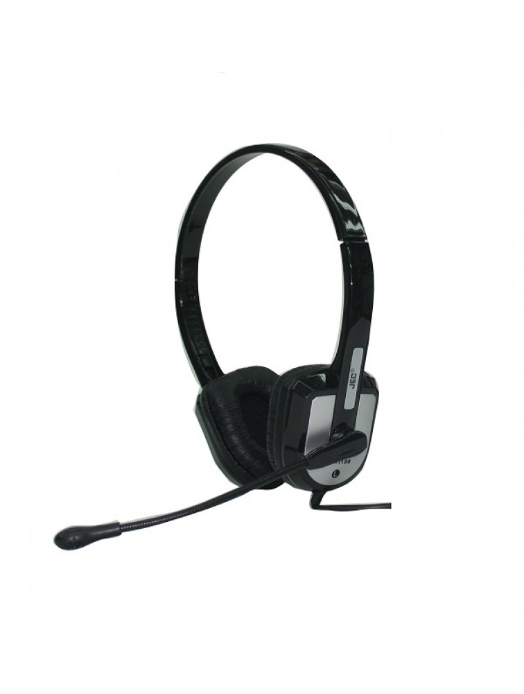 Stereo Headphone With Mic HP-1188