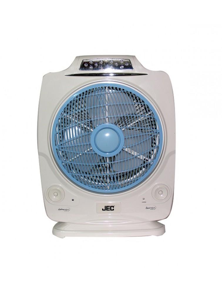 """Multi-Functional Rechargeable 12"""" Fan LF-912"""