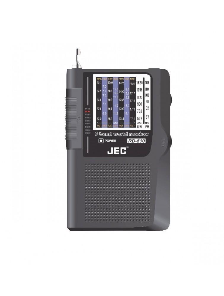 9 Band Radio RD-510