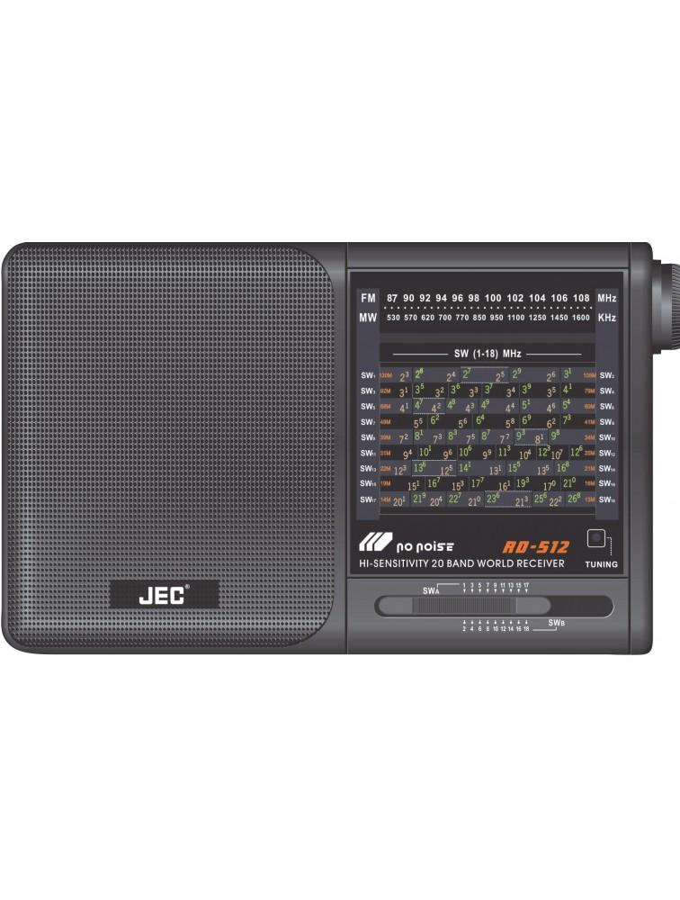 20 Band Radio RD-512