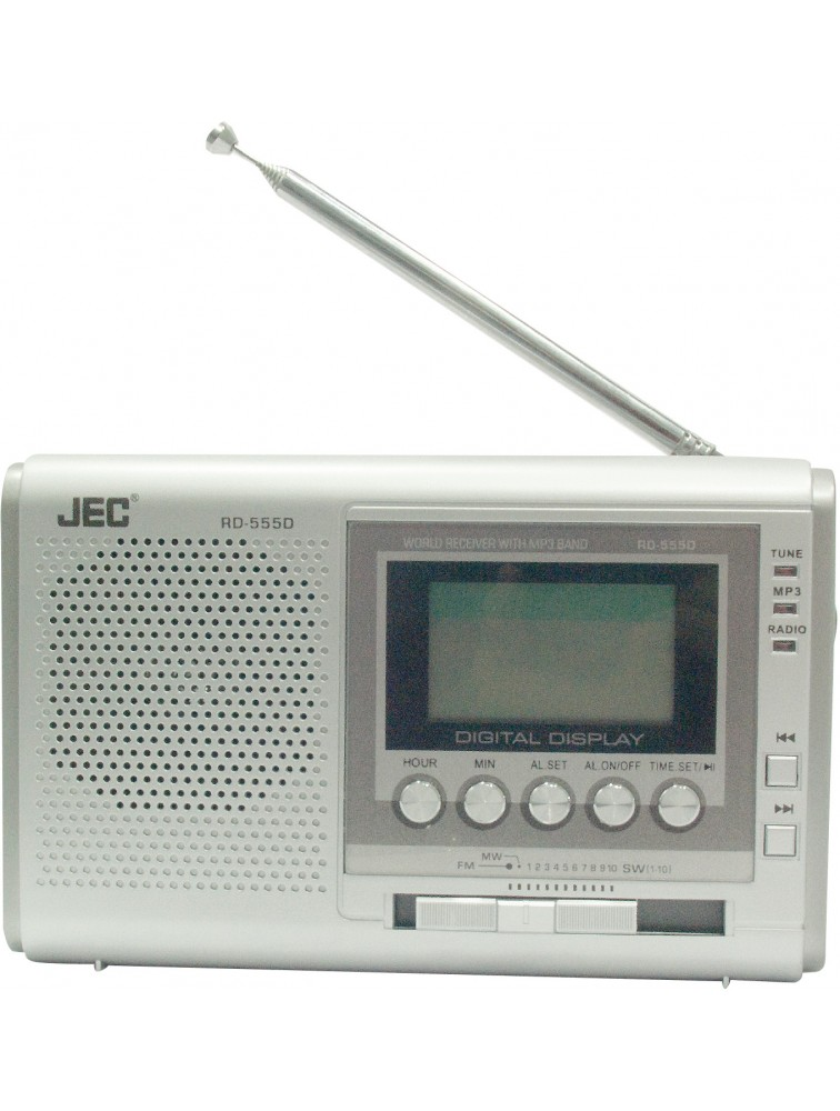 12 Band Digital Radio RD-555D