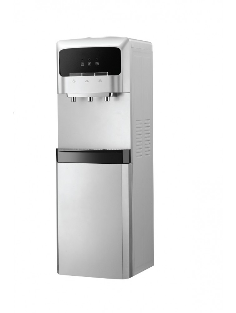 Water Dispenser With Refrigerator WD-3741