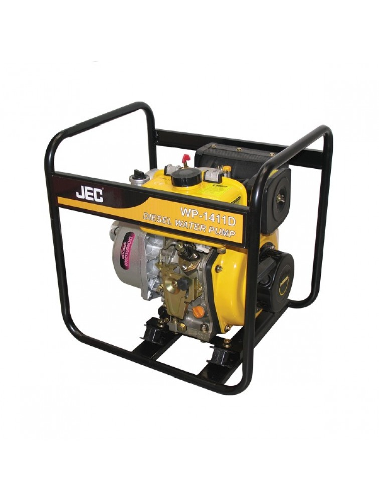 Diesel Water Pump with Small Fuel Tank WP-1411D