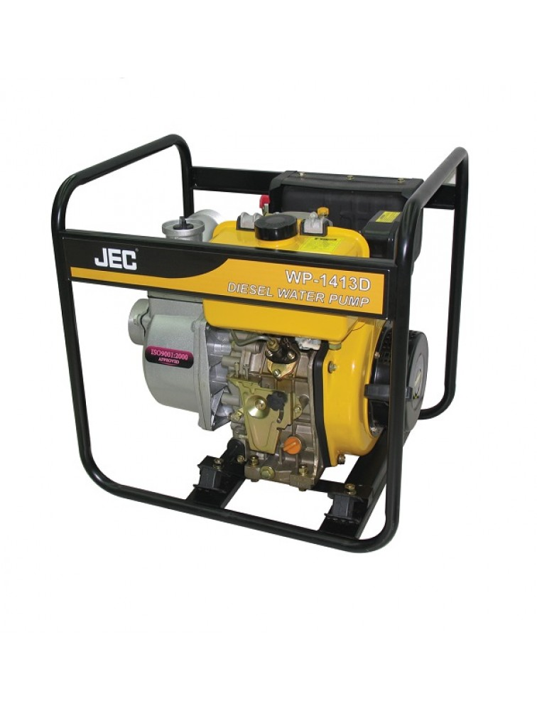 Diesel Water Pump with Small Fuel Tank WP-1413D